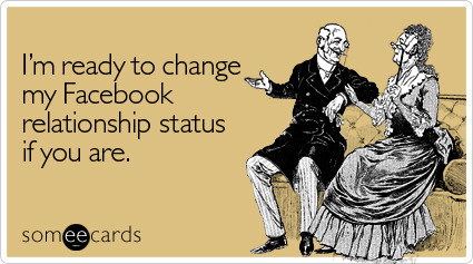 "Guys: Is Being ""Facebook Official"" Important to You?"