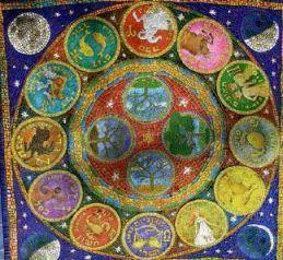 zodiac scarf