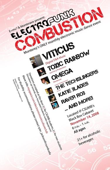 2008 11/14 - ElectroFunk Combustion